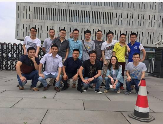 2017年.5月公司组织参观建工集团装配式基地