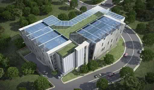 我公司喜获一星级绿色建筑设计标识证书